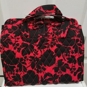 Vera bradley cosmetic travel bag